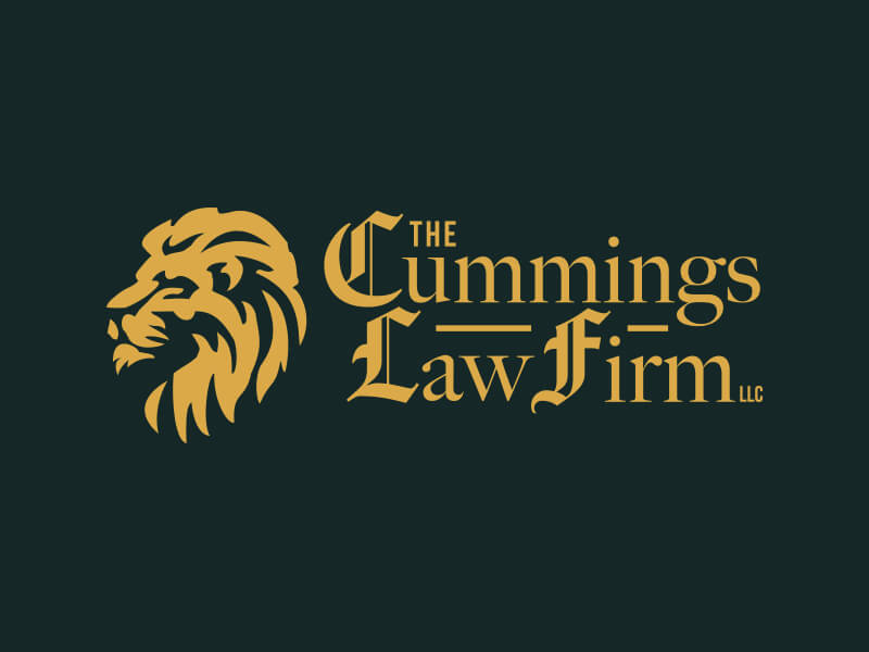 Cummings Law Firm Branding